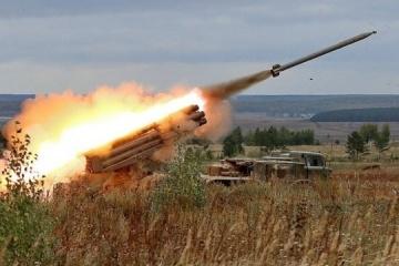 Bellingcat : En été 2014, les troupes russes ont pilonné le territoire de l'Ukraine au moins 149 fois