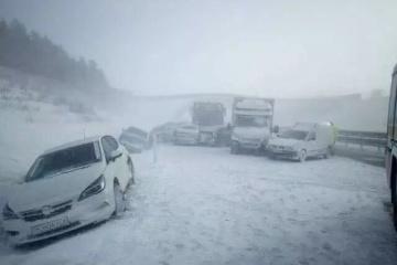 Medios: Cinco ucranianos resultan heridos en un accidente de tráfico en Eslovaquia