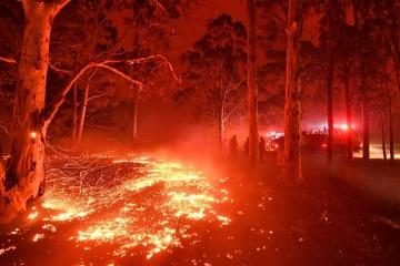 Australien in Flammen: Ukrainische Regierung ist bereit zu helfen
