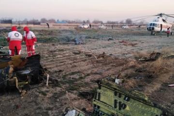 11 Ukrainer waren an Bord der Unglücksmaschine – Nationaler Sicherheitsrat