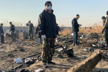ウクライナ航空に搭乗していたのは176名=空港関係者