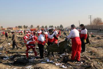 墜落したウクライナ航空機に搭乗していたウクライナ国民は11名=安保会議