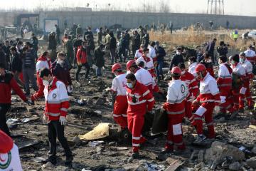 La Oficina del Fiscal General organiza trabajos de investigación conjunta de los siete países tras el accidente aéreo en Irán