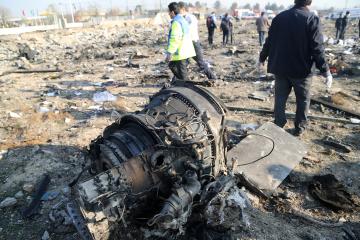 Flugzeugabschuss in Teheran: Irans Infrastrukturminister in Kyjiw eingetroffen