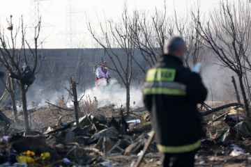 US, Canada express condolences over Tehran plane crash