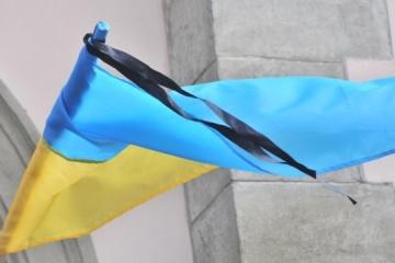 Jan 9 declared day of mourning in Ukraine