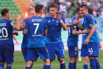 El Dynamo entre cinco equipos más exitosos de la UEFA Europa League en 10 años