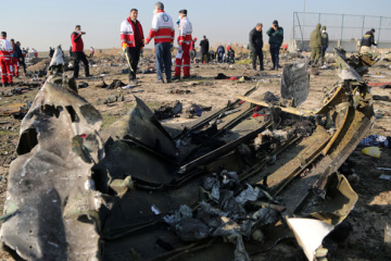 Iran : Le coupable du crash de l'avion ukrainien est en prison