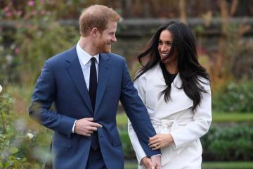 Книга-біографія принца Гаррі й Меган Маркл з'явиться у серпні