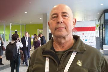Oleg Pokalchuk, social and military psychologist