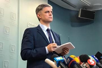 El ministro de Asuntos Exteriores de Ucrania hará una visita a Singapur