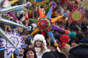 Aujourd'hui, les Ukrainiens célèbrent la Malanka et la veille du Jour de l'an selon le calendrier julien