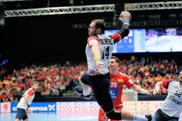 Ukraine bei Handball-EM nach drei Niederlagen ausgeschieden
