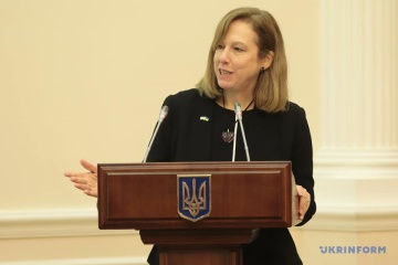 Kristina Kvien: Russlands Aggression und Korruption stehen auf dem Weg der Ukraine zur euro-atlantischen Integration