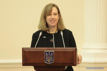 Kvien: Ensuring gender equality in public authorities is challenge both for US and Ukraine