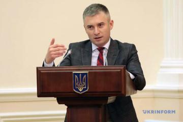 Novikov nombrado jefe de la Agencia Nacional para la Prevención de la Corrupción de Ucrania