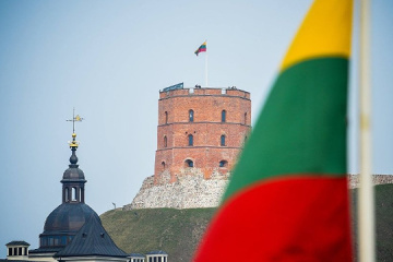 Embajador Janukonis: Empresas lituanas interesadas en invertir en Donbás