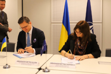 Ukraine, NATO agree on joint exercises in Odesa
