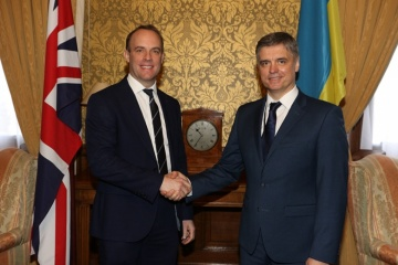 Ukraine and UK discuss UIA plane crash, deal after Brexit and Donbas