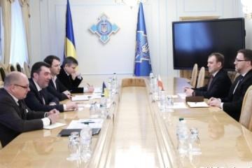 CSDN: Ucrania y Polonia discuten cooperación de seguridad en la región