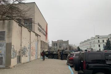 Fall Kateryna Handziuk: Operation gegen Kriminalität in Oblast Cherson
