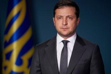 Volodymyr Zelensky : Nous sommes forts tant que nous sommes ensemble
