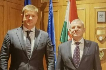 Inteligencias militares de Ucrania y Hungría acuerdan unir fuerzas