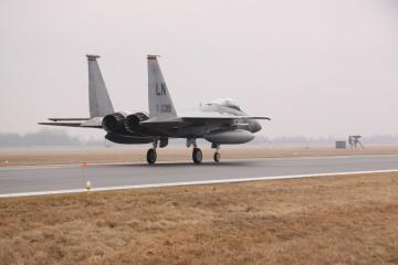 Авіапатруль НАТО в Балтії двічі за тиждень супроводжував російські винищувачі