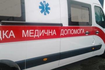 Un homme décédé au point de contrôle «Stanytsya Louhanska»