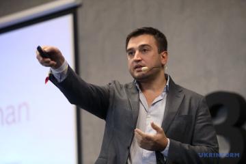 Presentada la digitalización ucraniana en Davos