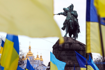 U.S. Embassy on Unity Day calls on Russia to respect Ukraine's sovereignty