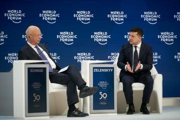 Зеленский: Если все стороны захотят прекратить войну на Донбассе, она прекратится завтра