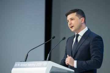 Forum israélien: Zelensky et sa délégation cèdent la place aux victimes de l'Holocauste