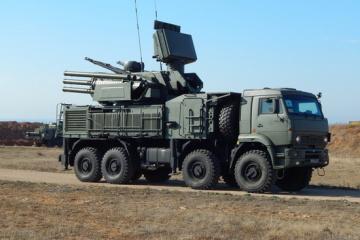 Россия снова провела военные учения у берегов Крыма