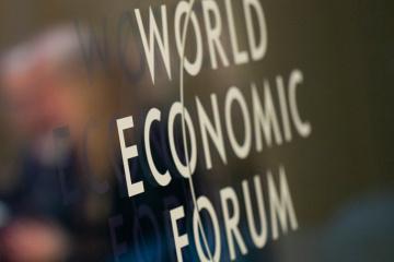 """Promocional """"Invierta en Ucrania"""" presentado en Davos"""