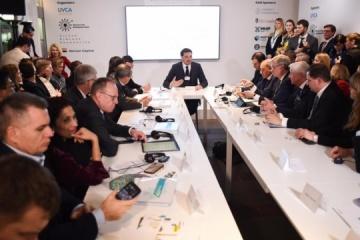 """Ukraina podpisała """"Protokół o współpracy"""" z największym operatorem kolejowym w Niemczech - Honczaruk"""