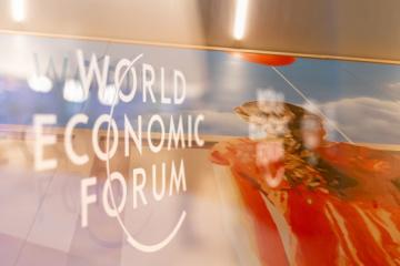 Vidéo promotionnelle « Investisez en Ukraine » diffusée à Davos