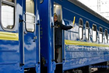 Passenger train services in western Ukraine to resume on June 4