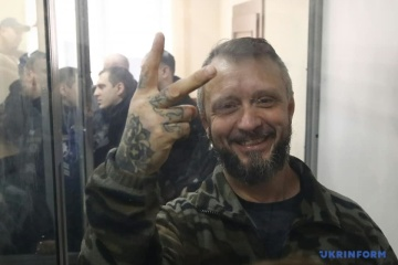Убийство Шеремета: суд перенес рассмотрение меры пресечения Антоненко