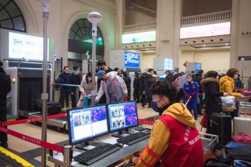 Más de 50 ucranianos aún no pueden salir de Wuhan