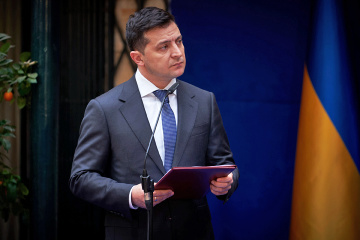 Volodymyr Zelensky a commenté des rumeurs sur la révocation du ministre de l'Intérieure