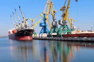 Efectuada la concesión del puerto de Olvia de Mykoláiv
