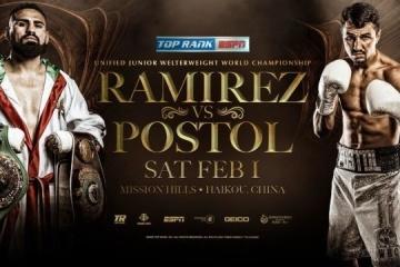 Boxen: Kampf Postol – Ramirez wegen Coronavirus-Ausbruchs verschoben