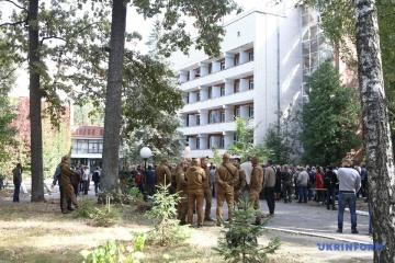 На реабилитацию в Пуще-Водице направили 41 освобожденных из ОРДЛО