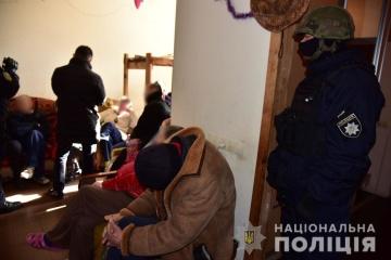 В Донецкой области из рабства освободили людей, завербованных сектой