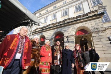 Piosenki, muzea i kino - we Lwowie odbył się Festiwal Kultury Huculskiej