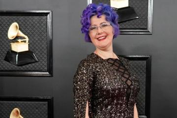 Ukrainka Nadia Shpachenko otrzymała Nagrodę Grammy