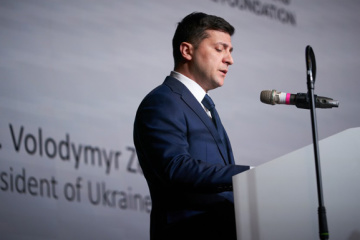 Zelensky urges not to forget about Holocaust tragedy