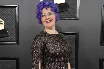 Nadia Chpatchenko, musicienne ukrainienne, remporte le Grammy Music Award