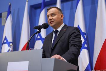 President of Poland: Ukraine's territorial integrity must be restored